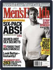 Men's Health (Digital) Subscription July 1st, 2008 Issue