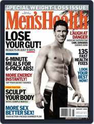 Men's Health (Digital) Subscription July 1st, 2006 Issue