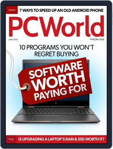 PCWorld (Digital) June 1st, 2020 Issue Cover