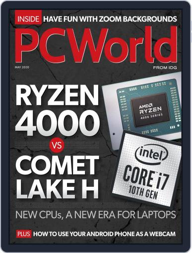 PCWorld (Digital) May 1st, 2020 Issue Cover