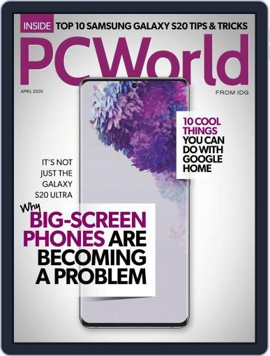 PCWorld (Digital) April 1st, 2020 Issue Cover