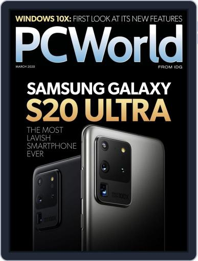 PCWorld (Digital) March 1st, 2020 Issue Cover