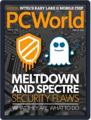 PCWorld (Digital) Subscription February 6th, 2018 Issue