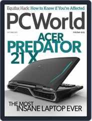 PCWorld (Digital) Subscription October 1st, 2017 Issue