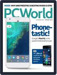 PCWorld (Digital) Subscription November 30th, 2016 Issue