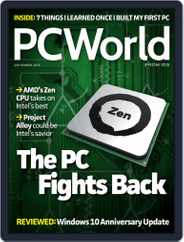 PCWorld (Digital) Subscription September 30th, 2016 Issue