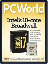 PCWorld (Digital) Subscription July 31st, 2016 Issue