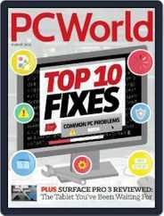 PCWorld (Digital) Subscription August 1st, 2014 Issue