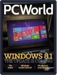 PCWorld (Digital) Subscription April 1st, 2014 Issue