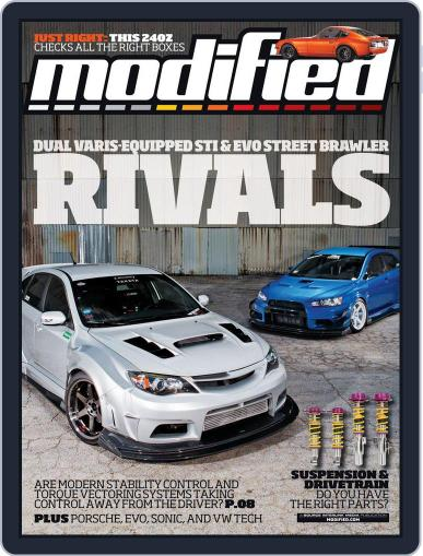 Modified December 1st, 2013 Digital Back Issue Cover