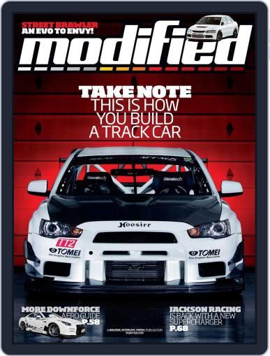 Modified July 1st, 2013 Digital Back Issue Cover