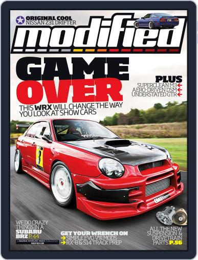 Modified November 27th, 2012 Digital Back Issue Cover