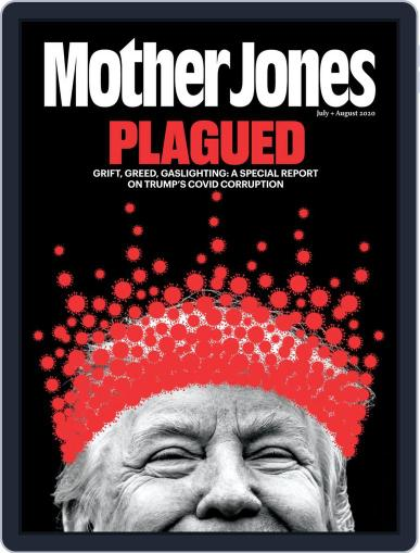 Mother Jones (Digital) July 1st, 2020 Issue Cover