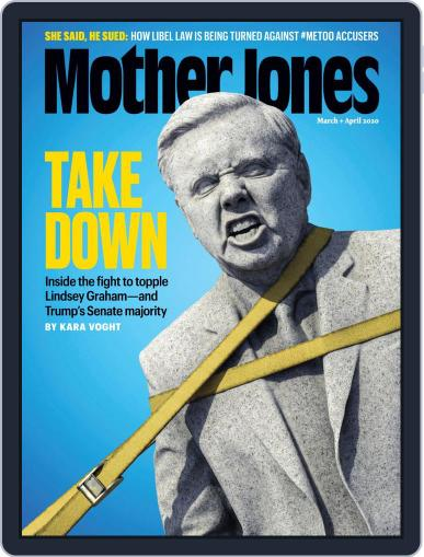 Mother Jones (Digital) March 1st, 2020 Issue Cover