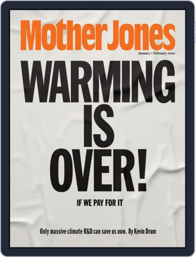 Mother Jones (Digital) January 1st, 2020 Issue Cover