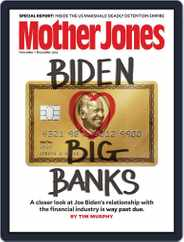Mother Jones (Digital) Subscription November 1st, 2019 Issue