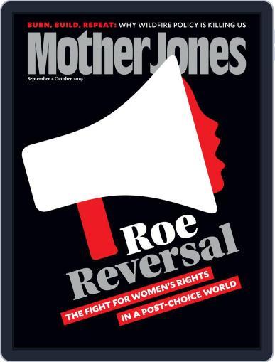 Mother Jones (Digital) September 1st, 2019 Issue Cover