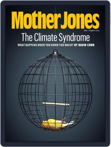 Mother Jones (Digital) July 1st, 2019 Issue Cover