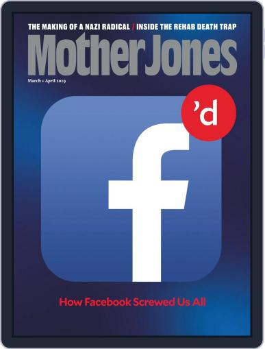 Mother Jones (Digital) March 1st, 2019 Issue Cover