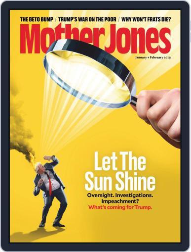 Mother Jones (Digital) January 1st, 2019 Issue Cover