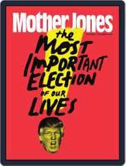 Mother Jones (Digital) Subscription November 1st, 2018 Issue