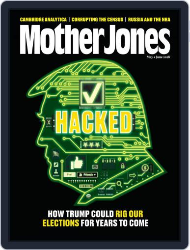 Mother Jones (Digital) May 1st, 2018 Issue Cover