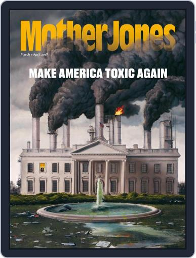 Mother Jones (Digital) March 1st, 2018 Issue Cover