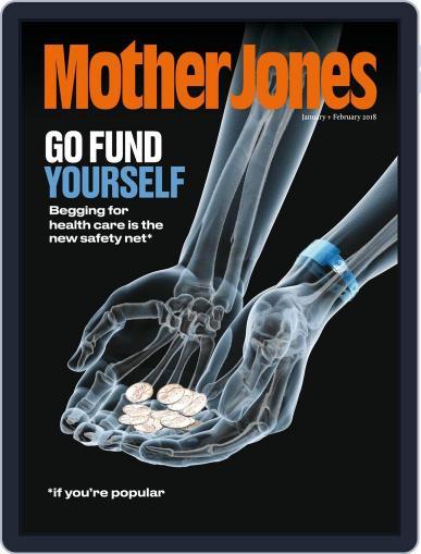 Mother Jones (Digital) January 1st, 2018 Issue Cover