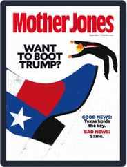 Mother Jones (Digital) Subscription September 1st, 2017 Issue