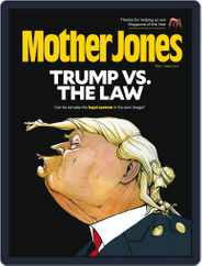 Mother Jones (Digital) Subscription May 1st, 2017 Issue