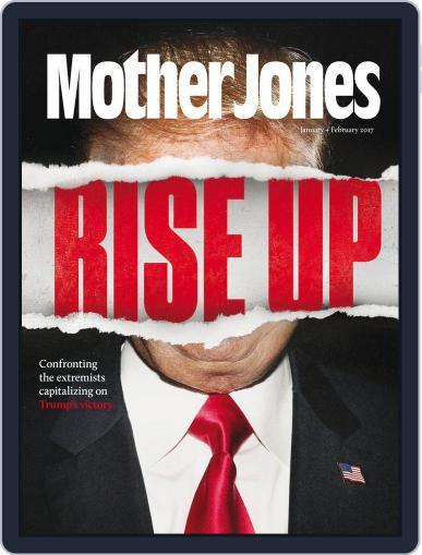 Mother Jones (Digital) January 1st, 2017 Issue Cover