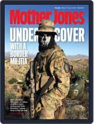 Mother Jones (Digital) Subscription December 1st, 2016 Issue