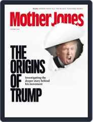 Mother Jones (Digital) Subscription September 1st, 2016 Issue