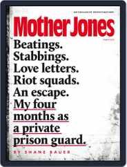 Mother Jones (Digital) Subscription June 23rd, 2016 Issue