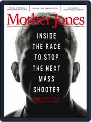 Mother Jones (Digital) Subscription November 1st, 2015 Issue