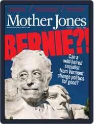 Mother Jones (Digital) Subscription September 1st, 2015 Issue