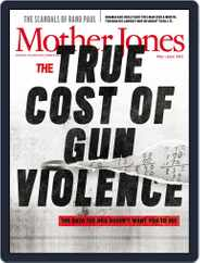 Mother Jones (Digital) Subscription May 1st, 2015 Issue