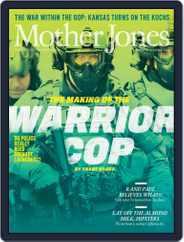 Mother Jones (Digital) Subscription November 1st, 2014 Issue