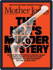 Mother Jones (Digital) Subscription August 19th, 2014 Issue