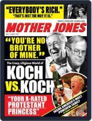 Mother Jones (Digital) Subscription June 17th, 2014 Issue