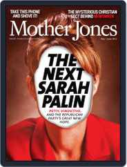 Mother Jones (Digital) Subscription April 22nd, 2014 Issue