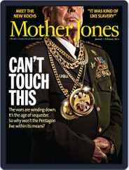 Mother Jones (Digital) Subscription December 12th, 2013 Issue