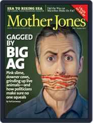 Mother Jones (Digital) Subscription June 14th, 2013 Issue