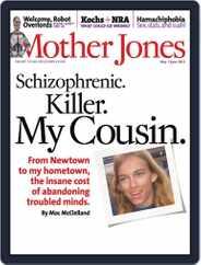 Mother Jones (Digital) Subscription April 15th, 2013 Issue