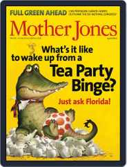 Mother Jones (Digital) Subscription February 14th, 2013 Issue