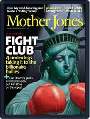 Mother Jones (Digital) Subscription August 17th, 2012 Issue