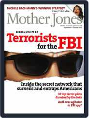 Mother Jones (Digital) Subscription August 18th, 2011 Issue