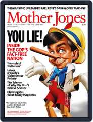 Mother Jones (Digital) Subscription April 18th, 2011 Issue
