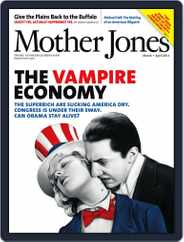 Mother Jones (Digital) Subscription February 17th, 2011 Issue