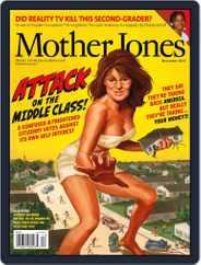 Mother Jones (Digital) Subscription October 14th, 2010 Issue